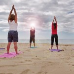 yoga-on-the-beach