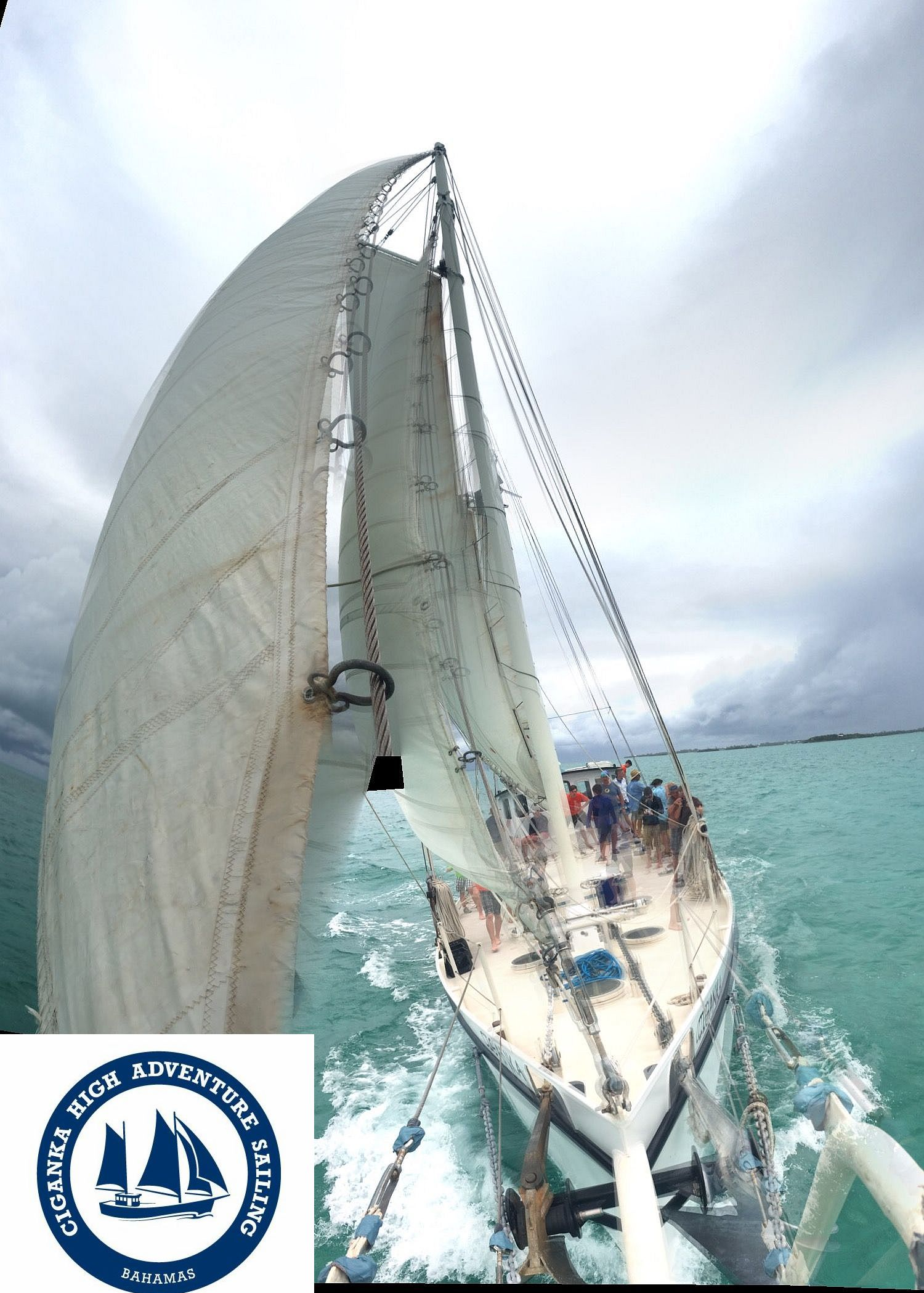 Sailing Charters In The Bahamas